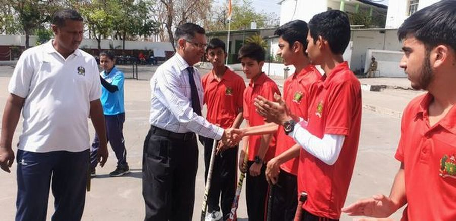 Hockey Competition (27th April) - Inter House Photo Gallery Bal Bhawan School